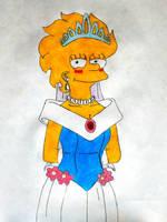 Lisa bride by GladiatorRomanus