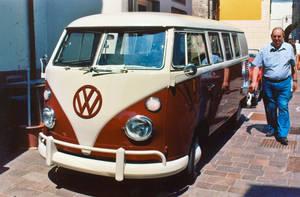 1965 Volkwagen Transporter 1 by GladiatorRomanus