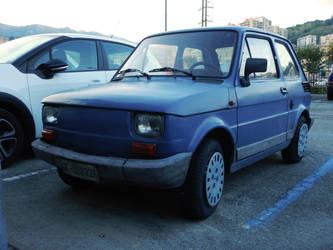 1990 Fiat 126 Bis by GladiatorRomanus