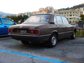 1981 BMW 520 by GladiatorRomanus