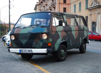 Volkswagen Transporter 3 by GladiatorRomanus