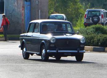 1964 Fiat 1100 D by GladiatorRomanus