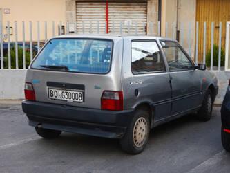 1992 Fiat Uno Fire by GladiatorRomanus