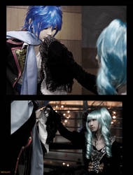 Kiss,Vocaloid by Hukoyee