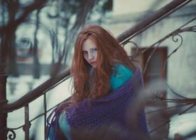 Ania Zimowo by SViRU
