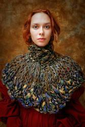 Anna by drakosha