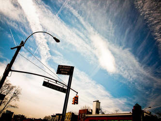 Good bye blue sky... by drakosha