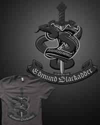 All Hail Edmund B by kgullholmen