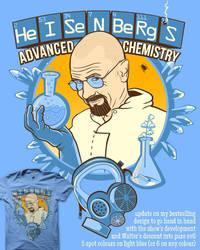 Heisenberg's v2.0 by kgullholmen