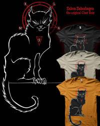 Salem the original Chat Noire by kgullholmen