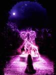 the magic ritual by Expressionata