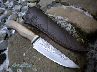 experimental damascus by hellize
