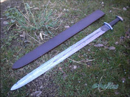 viking sword by hellize