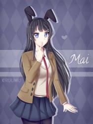 Mai by Kiruumu