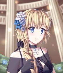 Formal Jeanne by Kiruumu