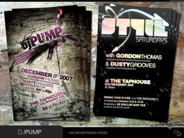 DJ Pump by djagentorange