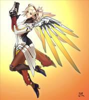 mercy by acesla