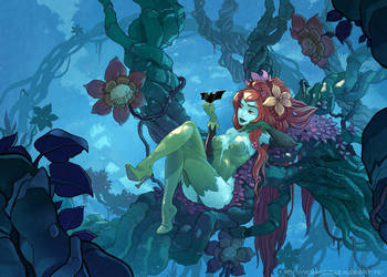 Poison Ivy by Yoyaan