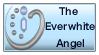 The Everwhite Angel Novel Stamp by Gneiss-chert