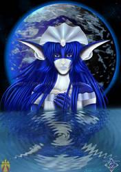 TSDS Fandia: Goddess of Light by Gneiss-chert