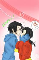 so cute da ze by Ossuki-Kurani