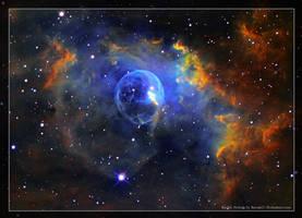 Bauble Nebula by Bartek21