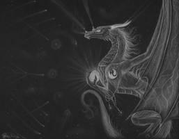 The LightDragon by LarimarDragon