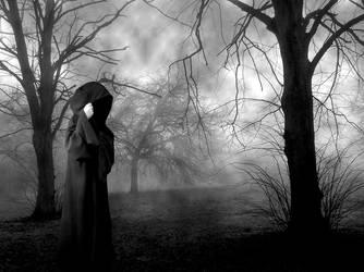 Walking in the silence by KotChatul