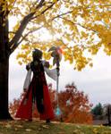 Fall in Fallgourd by RiotSeri