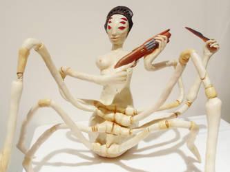 spider lady by kariaki