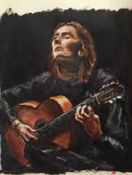 Vicente Amigo by lirrit