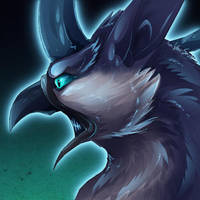 Comish - Demon Desire Icon by TwilightSaint