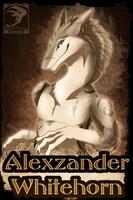 Badge Comish - Alexzander by TwilightSaint