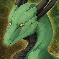 Icon Comish - Smug Scales by TwilightSaint