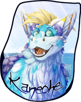 Personal - Kaneohe Badge by TwilightSaint