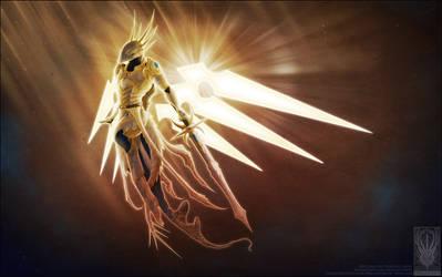 Comish - Draco Voleris by TwilightSaint