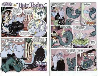 Ursula comic book by tombancroft