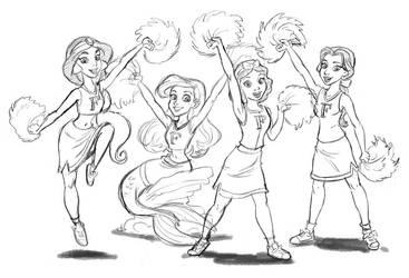 Disney Cheer 2_rough by tombancroft