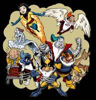 X-Dwarves FINAL color by tombancroft