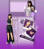 Tifa YT Background + Tutorial by demeters