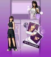 Tifa YT Background + Tutorial by demeters