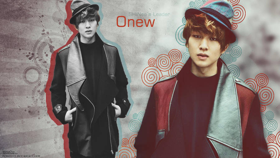 Shinees Onew Wallpaper By Demeters On Deviantart