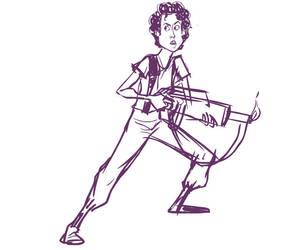 Ripley by nut-meggers