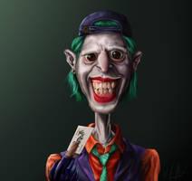 Joker by VictorHugoJR