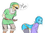Link adventure x1 by ManiacPaint