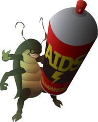 He's got AIDs by ProfJayd