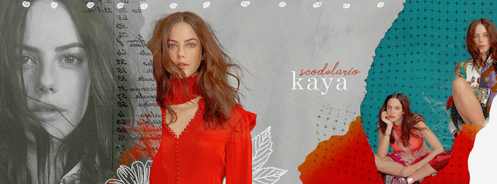 kaya scodelario by GayeBieber94
