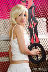 Dead Fantasy Namine Cosplay by CrystalMoonlight1