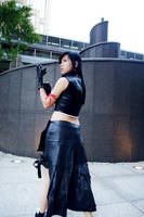 Tifa Lockhart - More than a Punch by CrystalMoonlight1