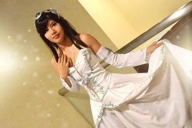 Garnet - Alexandria's Princess and Summoner by CrystalMoonlight1